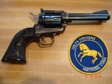 """Colt New Frontier SA .22Cal. Rare Model G2241 4 3/4"""" BBl. 1st Year 1971 Mint with Box Etc.Single Cyl. 1 of 2,383 Very hard to find! - 2 of 15"""
