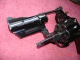 """S&W Model 27-2 Hard to find 3 1/2"""" BBl. Blue MFG 1975 Rosewood Target stocks, Mint Over All, N-Frame Beauty! - 3 of 14"""