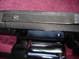 """S&W Model 27-2 Hard to find 3 1/2"""" BBl. Blue MFG 1975 Rosewood Target stocks, Mint Over All, N-Frame Beauty! - 5 of 14"""