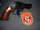 """S&W Model 27-2 Hard to find 3 1/2"""" BBl. Blue MFG 1975 Rosewood Target stocks, Mint Over All, N-Frame Beauty! - 11 of 14"""