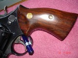"""S&W Model 27-2 Hard to find 3 1/2"""" BBl. Blue MFG 1975 Rosewood Target stocks, Mint Over All, N-Frame Beauty! - 8 of 14"""