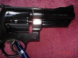 """S&W Model 27-2 Hard to find 3 1/2"""" BBl. Blue MFG 1975 Rosewood Target stocks, Mint Over All, N-Frame Beauty! - 6 of 14"""