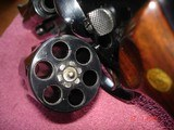 """S&W Model 27-2 Hard to find 3 1/2"""" BBl. Blue MFG 1975 Rosewood Target stocks, Mint Over All, N-Frame Beauty! - 4 of 14"""