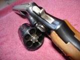 "Rare S&W Mod. 547 K-frame 9m/m luger Sq.Butt Rvolver MFG 1983 4""BBl.Mint only 3721 made - 14 of 15"