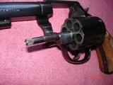 "Rare S&W Mod. 547 K-frame 9m/m luger Sq.Butt Rvolver MFG 1983 4""BBl.Mint only 3721 made - 3 of 15"