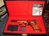 Browning Medalist MFG 1969 MIC .22Lr. Factory cased with all Tools and owners manual
