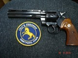 "Colt Python 6"" MFG 1969 Blue Mint, Target Stocks"