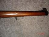 RARE Anschutz Mod. 1533 Factory Engraved Mannlicher Carbine, .222 Remington Caliber , 54 Action Excellent MFG 1975 - 14 of 15