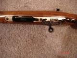 RARE Anschutz Mod. 1533 Factory Engraved Mannlicher Carbine, .222 Remington Caliber , 54 Action Excellent MFG 1975 - 13 of 15