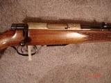 RARE Anschutz Mod. 1533 Factory Engraved Mannlicher Carbine, .222 Remington Caliber , 54 Action Excellent MFG 1975 - 3 of 15