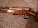 RARE Anschutz Mod. 1533 Factory Engraved Mannlicher Carbine, .222 Remington Caliber , 54 Action Excellent MFG 1975 - 5 of 15