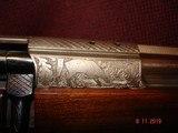 RARE Anschutz Mod. 1533 Factory Engraved Mannlicher Carbine, .222 Remington Caliber , 54 Action Excellent MFG 1975 - 11 of 15