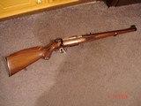 RARE Anschutz Mod. 1533 Factory Engraved Mannlicher Carbine, .222 Remington Caliber , 54 Action Excellent MFG 1975 - 2 of 15