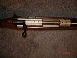 RARE Anschutz Mod. 1533 Factory Engraved Mannlicher Carbine, .222 Remington Caliber , 54 Action Excellent MFG 1975 - 10 of 15