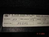 "USFA .22 Plinker Spec- order, Bright Nickel and Old Ivory Stocks. Dual- Cyl .22LR/.22 WMRF MIB 4 2/4""BBl. - 9 of 15"