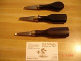 For sale I have Some Real Nice Turn Screws for Shot guns Look to be Hand made English type - 3 of 9