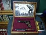 Browning 100th ANN. 1911-22 Model New inPresentation Case .22LR Beautfull