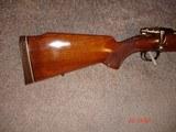 "Browning Safari HI-Power Bolt Act. Rifle7m/m Rem. Mag. 24"" HB- BBl. Excellentover all, MFG 1969 Salt Free - 3 of 18"