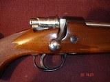 "Browning Safari HI-Power Bolt Act. Rifle7m/m Rem. Mag. 24"" HB- BBl. Excellentover all, MFG 1969 Salt Free - 15 of 18"