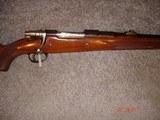 "Browning Safari HI-Power Bolt Act. Rifle7m/m Rem. Mag. 24"" HB- BBl. Excellentover all, MFG 1969 Salt Free - 4 of 18"