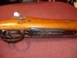 "Browning Safari HI-Power Bolt Act. Rifle7m/m Rem. Mag. 24"" HB- BBl. Excellentover all, MFG 1969 Salt Free - 17 of 18"