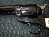 "Colt SAA Rare .38/40WCF Mod.P-3870Z Spec.Order Full Royal Blue 7 1/2"" BBl. Beveled Cyl. Real Ivory Stocks NIB 1995 Custom Shop - 5 of 19"