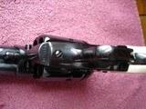 "Colt SAA Rare .38/40WCF Mod.P-3870Z Spec.Order Full Royal Blue 7 1/2"" BBl. Beveled Cyl. Real Ivory Stocks NIB 1995 Custom Shop - 12 of 19"