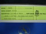 "Colt SAA Rare .38/40WCF Mod.P-3870Z Spec.Order Full Royal Blue 7 1/2"" BBl. Beveled Cyl. Real Ivory Stocks NIB 1995 Custom Shop - 3 of 19"