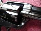 "Colt SAA Rare .38/40WCF Mod.P-3870Z Spec.Order Full Royal Blue 7 1/2"" BBl. Beveled Cyl. Real Ivory Stocks NIB 1995 Custom Shop - 14 of 19"