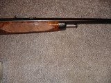 Win. Model 631937 Restored to Mint Fancy Walnut, Engraved with Gold inlays Stunning! Semi-Auto .22LR. - 8 of 16
