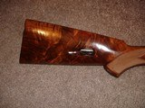 Win. Model 631937 Restored to Mint Fancy Walnut, Engraved with Gold inlays Stunning! Semi-Auto .22LR. - 6 of 16