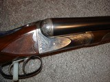 "Ansley H.Fox AE GradedSide by Side12 Ga.1915MFGRestored to New by Dough Turnbull 28""BBls Inp/Cyl/Skeet - 11 of 18"