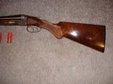 "Ansley H.Fox AE GradedSide by Side12 Ga.1915MFGRestored to New by Dough Turnbull 28""BBls Inp/Cyl/Skeet - 2 of 18"