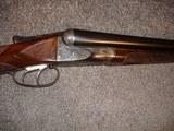 "Ansley H.Fox AE GradedSide by Side12 Ga.1915MFGRestored to New by Dough Turnbull 28""BBls Inp/Cyl/Skeet - 7 of 18"