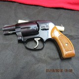 SMITH & WESSON Model 38 NO DASH AIRWEIGHT