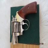 COLT COBRA 2nd SERIES NICKLE