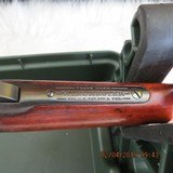 WINCHESTER Model 1906 Take Down 22 caliber Pump Rifle - 6 of 15
