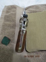 SMITH & WESSOM Model 34-1 NICKLE - 5 of 15
