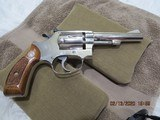 SMITH & WESSOM Model 34-1 NICKLE - 14 of 15