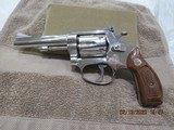 SMITH & WESSOM Model 34-1 NICKLE - 1 of 15