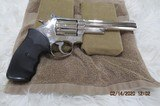 SMITH & WESSON MODEL 19-46-inch NICKLE