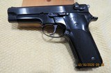 SMITH & WESSON MODEL 59 BLUE 9-MM