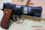 SMITH & WESSON MODEL 39-2 BLUE - 4 of 15