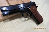 SMITH & WESSON MODEL 39-2 BLUE - 2 of 15