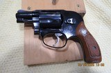 SMITH & WESSON MODEL 38 NO DASH
