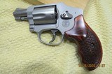 SMITH & WESSON MODEL 642-2 PERFORMANCE CENTER