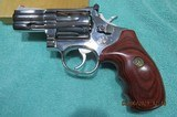 SMITH & WESSON MODEL 686-1 HIGHLY POLISHED 357 MAGNUM