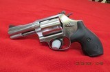 """SMITH & WESSON MODEL 60-10 PRE-SAFETY 357, 3"""" BARREL"""