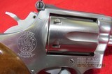 """SMITH & WESSON MODEL 66 NO DASH 4"""" STAINLESS STEEL 357 MAHNUM - 9 of 15"""