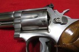 """SMITH & WESSON MODEL 66 NO DASH 4"""" STAINLESS STEEL 357 MAHNUM - 3 of 15"""